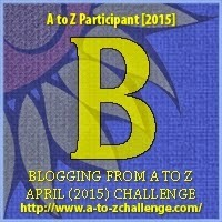 Bathophobia is the fear of falling. This post is written for the A to Z Challenge