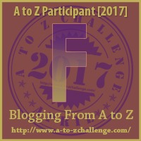 Flibbertigibbet is my entry for the A to Z Challenge 2017