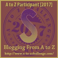 S is for Sangfroid – A to Z Challenge 2017