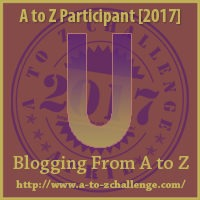 U is for Urticant – A to Z Challenge 2017