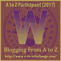 W is for Woofits – A to Z Challenge 2017
