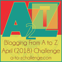 T is for Talionic – A to Z Challenge 2018