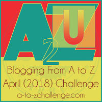 U is for Ubiquitous – A to Z Challenge 2018