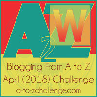 W is for Wale – A to Z Challenge 2018
