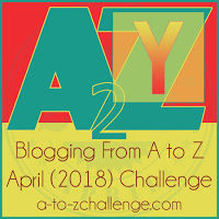 Y is for Yeverous – A to Z Challenge 2018
