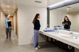 Lancelot Quadras and the mystery of the Shared Bathroom
