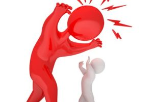 What gives you strength to reduce anger?