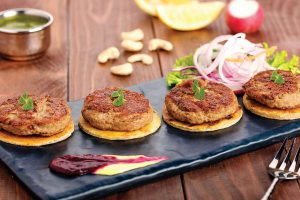 G is for Galouti Kebab – A to Z Challenge 2020