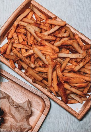 French Fries - List of Top places near me - A to Z Challenge 2020